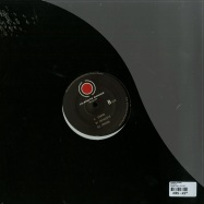 Back View : Terence Fixmer - EMPIRE EP - Planete Rouge / PLR1402