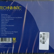 Back View : Technimatic - DESIRE PATHS (CD) - Shogun Audio / shacd009