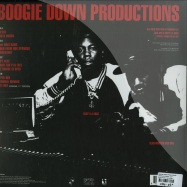 Back View : Boogie Down Productions - CRIMINAL MINDED (2X12 LP) - B-Boy Records / teg76538lp
