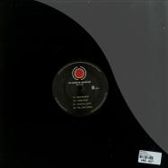 Back View : Echologist - NEW STRAINS EP - Planete Rouge / PLR1404