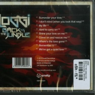 Back View : Loggi - BACK TO THE JUNGLE (CD) - Emotif Recordings / EMF2CD007