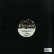 Back View : Blue Mondays - BLUE MONDAYS 1 - Tunes from Blue Mondays / TFBM001