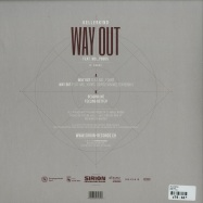 Back View : Kellerkind - WAY OUT (CHRISTIAN NIELSEN REMIX) - Sirion Records / SR042