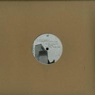 Back View : Myles Serge - WALKING THROUGH CONCRETE EP (INCL AUBREY REMIX) - Made of Concrete / MOC 014