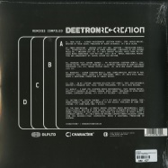 Back View : Deetron - RE-CREATION: REMIXES COMPILED (2LP) - Charakter / CHARACTER007