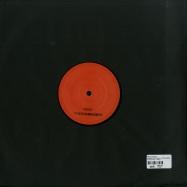 Back View : Kirk Degiorgio - BURNING STONE (ROD / PETTER B RMXS) - On Edge Society / OES011