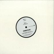 Back View : Markus Homm & Benny Grauer - DUBRUTSCHE EP (10 INCH) - Acker Dub / Adub035