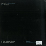 Back View : Alex Dolby - UNDER PRESSURE (VOISKI RMX) - Teksupport / TEK002