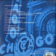 Back View : Various Artists - CHICAGO PLAYS THE STONES (BLUE 2LP) - Chicago Blues Experience / CBE1701LP / 8708265