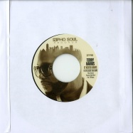 Back View : Terry Harris - ON THE FLOOR / IT NEVER RAINS (7 INCH) - Izipho Soul / ZP19