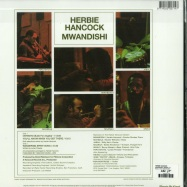 Back View : Herbie Hancock - MWANDISHI (180G LP) - Music on Vinyl / MOVLP2188