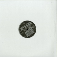 Back View : POD (Kenny Larkin) - THE VANGUARD EP (2X12 INCH) - Mint Condition / MC023