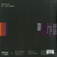 Back View : Feater - Time Million Feat. Vilja Larjos - PEPE BRADOCK & VILLALOBOS REMIXES - Running Back / RBFEATERRMX1