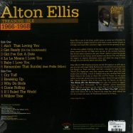 Back View : Alton Ellis - TREASURE ISLE 1966-1968 (LP) - Kingston Sounds / KSLP079