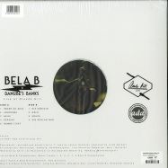 Back View : Bela B & Danubes Banks - LIVE AT CLOUDS HILL (LP) - Clouds Hill / 425079560191