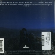 Back View : Robag Wruhme - VENQ TOLEP (CD, DIGIPAK) - Pampa Records / PAMPACD014