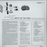 Back View : Miles Davis - THE COMPLETE BIRTH OF THE COOL (2LP) - Blue Note / 7727640