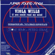 Back View : Viola Wills - IF YOU COULD READ MY MIND - High Fashion Music / MS 477