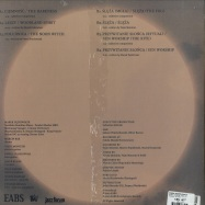 Back View : EABS & Tenderlonious - SLAVIC SPIRITS (180G LP) - Astigmatic / 05177761