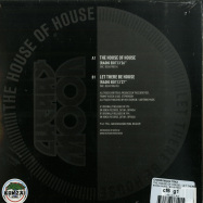 Back View : Cherrymoon Trax - THE HOUSE OF HOUSE / LET THERE BE HOUSE (7 INCH) - Bonzai Classics / BCV2019004