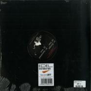 Back View : Christian van Gothen - EDEN EP - Recordjet / 1064914REJ