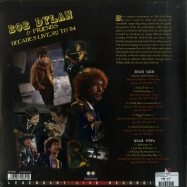 Back View : Bob Dylan & Friends - DECADES LIVE... 62-94 (180G LP + POSTER) - Roxvox / ROXVLP 2072