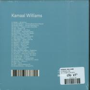 Back View : Kamaal Williams - DJ-KICKS (CD, MIXED) - !K7 / K7388CD / 05182752
