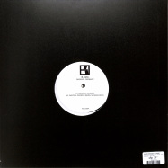 Back View : Linear Straight / D-Func - KONSEQUENT DOUBLE PACK (2X12INCH) - Konsequent / KSQ_Pack