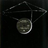 Back View : Dave Simon - VISION OF INTENSITY EP (CLEAR 180G VINYL) - Proper Techno Tunes / PTT006