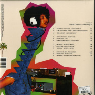 Back View : Various Artists (compiled Americo Brito & Arp Frique) - RADIO VERDE (2LP) - Colourful World / CW 003 LP