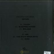 Back View : Fredrik Carlsson - VOICES - Jens Records / JENS011