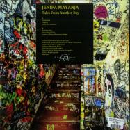 Back View : Jenifa Mayanja - TALES FROM ANOTHER DAY (ALLSTARR MOTOMUSIC MIX) - deepArtSounds / DAS 026