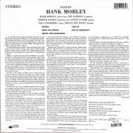 Back View : Hank Mobley - POPPIN (TONE POET VINYL) (LP) - Blue Note / 7791272