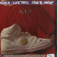Back View : Mike R. Max - LIKE THIS / NASTY - Sneakers Freaks Club / BSC014