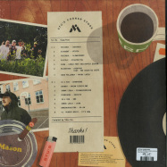 Back View : Various Artists - MUTUAL FRIENDS COMPILATION (LP) - Mutal Intentions / MI-012