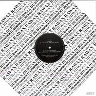 Back View : Fede LNG & Mojeaux - OSIRIS EP! - Housewax / HOUSEWAXLTD020