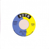 Back View : Gold - WHAT ABOUT THE CHILD / NOW I KNOW (7 INCH) - Athens of the North / ATH084
