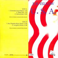 Back View : Joe Yellow - U.S.A. - Zyx Music / MAXI 1043-12