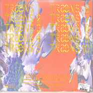 Back View : Prins Thomas - TRAENS (2X12 INCH GATEFOLD LP) - Running Back / RBLP14