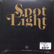 Back View : Mauro Pawlowski - ALWAYS SOMEONE / SPOTLIGHT (LTD GOLD SWIRL 7 INCH) - Unday / UNDAY12SIN