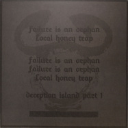 Back View : NNHMN - DECEPTION ISLAND PART 1 EP - Oraculo Records / OR79