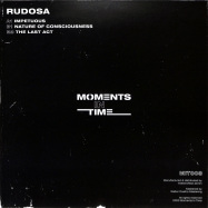 Back View : Rudosa - IMPETUOUS EP - Moments In Time / MIT003