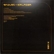Back View : Endlec - KALPOSA - Gen X / GENX006