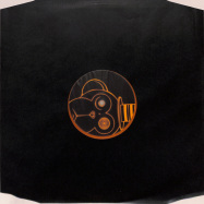 Back View : Guy From Downstairs - GFD002 (ORANGE TRANSPARENT / VINYL ONLY) - GFD / GFD002C