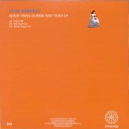 Back View : Vlad Arapasu - GOOD TIMES DURING BAD TIMES EP (VINYL ONLY) - Serialism / SER048