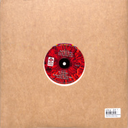 Back View : Ruffneck Prime / Ad Nauseam / Jack Wax - RED EYE EP (WHITE VINYL) - Zodiak Commune Records / ZC023