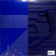 Back View : Terrence Dixon - REPORTING FROM DETROIT (3LP) - Rush Hour / RHM 035
