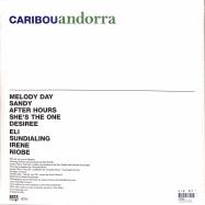 Back View : Caribou - ANDORRA (LP+MP3) - City Slang / SLANG1047981