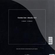 Back View : Carsten Jost - ATLANTIS 1 + 2 - Dial 035
