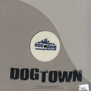 Back View : Coma - BLUE - Dogtown008